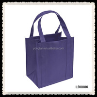 Cheap Reusable Foldable Non Woven Women Fashion Tote Gift Shopping Bag