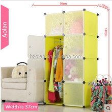 baby furniture wardrobes for small rooms/8 doors apple green 147*37*76cm baby wardrobe