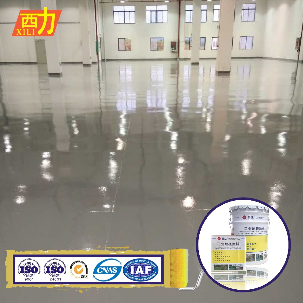 Clear epoxy hardener with long potlife and good leveling for two components epoxy coatings