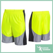 OEM service gym fitness custom dri fit high quality basketball shorts wholesale
