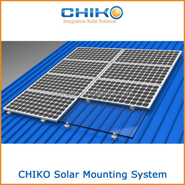 Solar pv module made in china with long lifetime