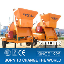 Best Sale Africa!!! Gasoline/Electric Motor/Diesel Mobile Concrete Mixer Price with Charging Capacity 300L,350L,500L
