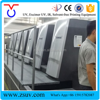 Stabel and reliable quality uv curing system uv led curing machine for offset printing of uv machine Heidelberg CD74