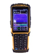 Rugged handheld pos terminal android PDA barcode scanner with RS232 port TS-901