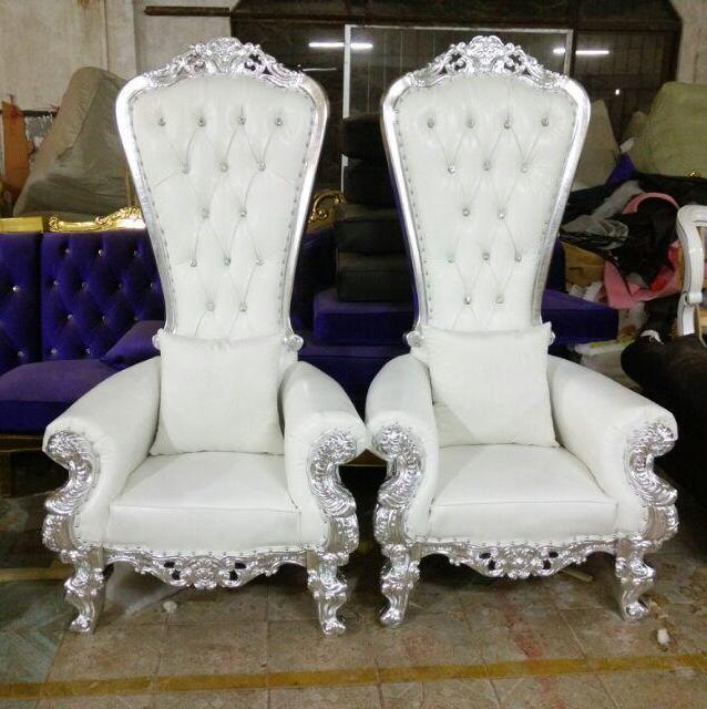 Foshan bride and groom chairs for a wedding