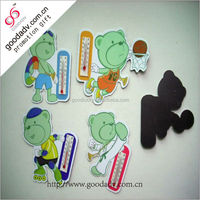New products hot sale cheap thermometer magnets for fridge