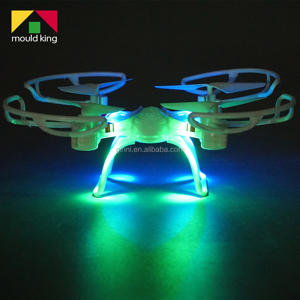Hot selling high quality 2.4ghz 6-axis gyro rc quadcopter mini dron