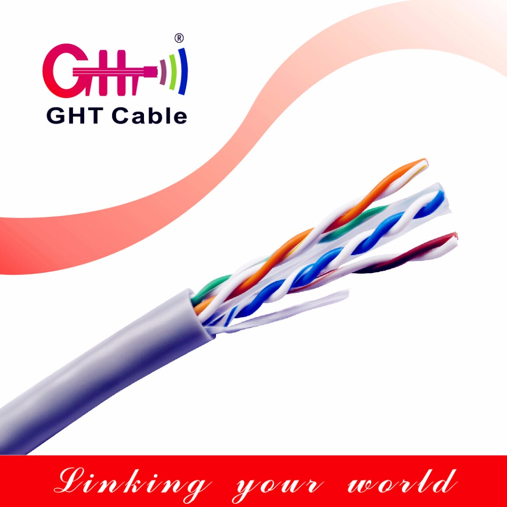 Ght 2016 Hot Sale Certificated Quality Best Price Telephone Cables Cat3 Cat5 Pair Cablechina Fast Diagrams Utp Cat6