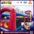 65ft mega dash obstacle slide combo challenge playground inflatable