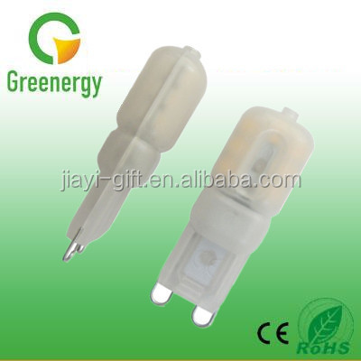 Greenergy 230V 110V LED G9 2.5W 240lm IC Driver Dimmable G9 LED Lamp