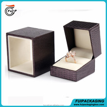 Hot selling special jewelry ring packaging box