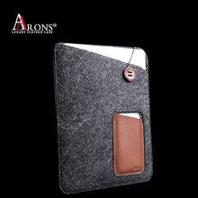 Leisure fashion style fabric pouch sleeve case for ipad