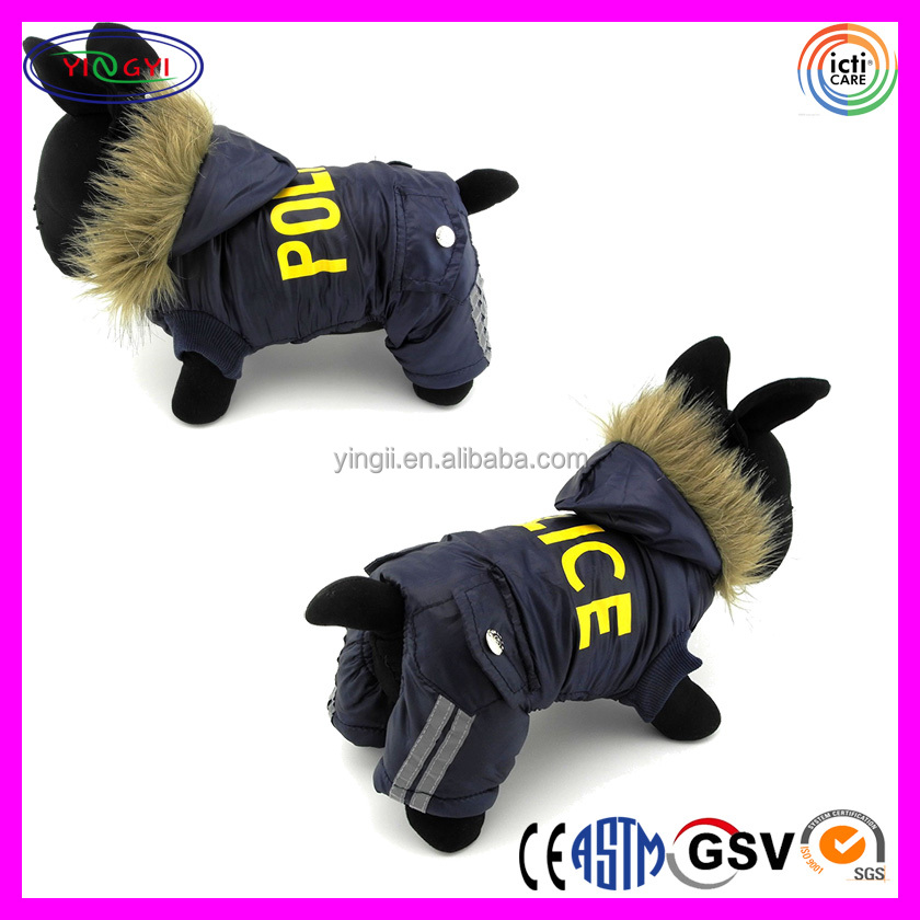 B603 Waterproof Pet Puppy Apparel Small Dog Cat Clothes Coat Jacket Four-leg Jumpsuit Pet Cloth