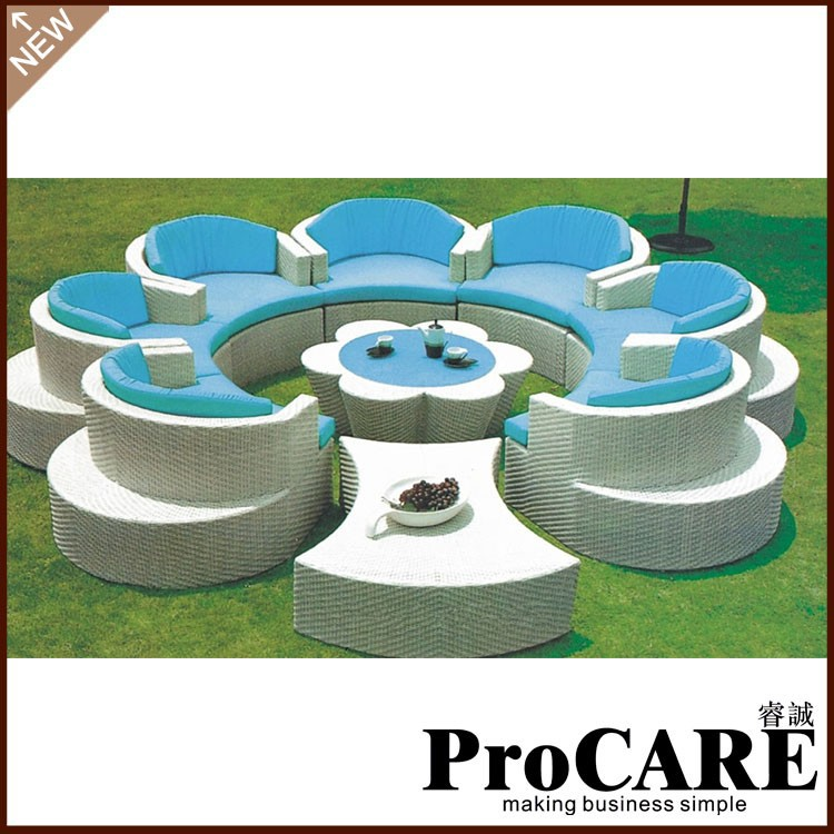 wholesale newest products used hotel outdoor furniture
