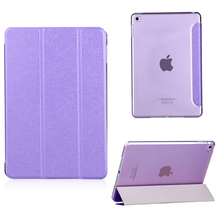 EXQUISITE Wallet Stand PU Leather Case Cover for iPad Mini 4 Screen Protector