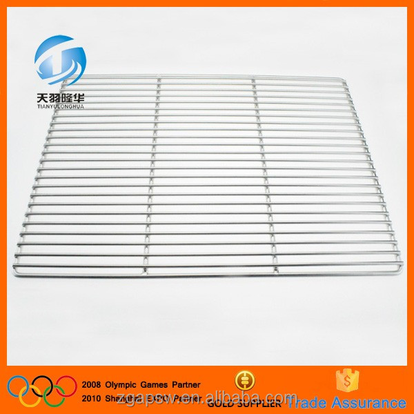 Custom Stainless Steel BBQ Grill Barbecue Mesh