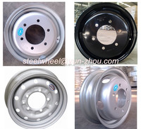 china supplier motorcycle iron rim for three wheel motorcycles