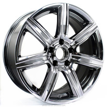 New!Hot-seller black car alloy wheel rims export to the world 20 inch
