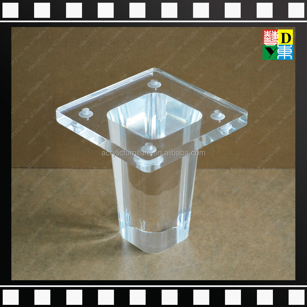 Wholesale Clear Lucite Acrylic/perspex Furniture Legs Of Sofa From China