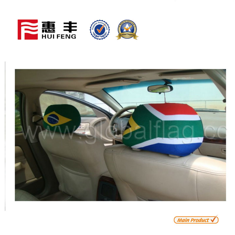 national world country flag car seat cover