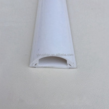 Electrical wiring accessories plastic wire protector, pvc strip