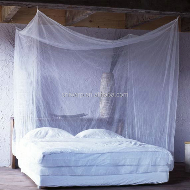 Mosquito Net for Double Bed Rectangular Netting Curtains