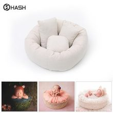 Baby Newborn Photography Pillows Basket Filler Posing Props Baby Position Pillow