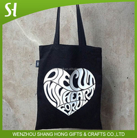 Professional Factory Cheap Wholesale Custom Design promotional cotton bags from China workshop
