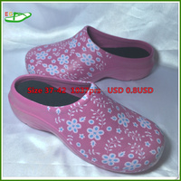 2015 Stock Medical Clogs/nurse shoes in various sizes, welcome custom logo/designs durable medical clogs