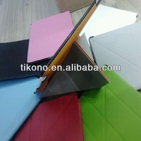 Newest holdr pu leather covers cases for ipad 5