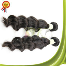 Noble Queenly Human Hair Extension Wholesale Remy Double Track Hair Extension