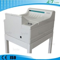 ce approved 3tanks medical x-ray film processing machine