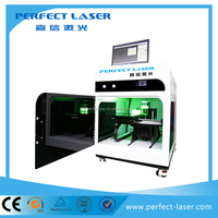 Photo Laser Engraving Machine Inside for Glass Crystal 3d Printer