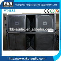 VT4888 line array sound system cheap dj equipment