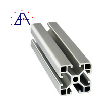 Item Profile 5 20x20 Black T-Slot Aluminum Extrusion