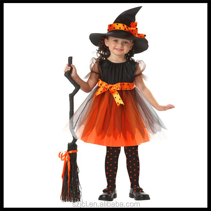 So Cool Pretty Halloween Party Cospaly Dress Halloween Costume Gift Set For Girls
