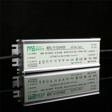 Waterproof ip66 electronic dimmable led driver 48v 150w with high efficiency