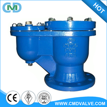 Ductile Iron Double Ball Automatic Release Air Vent Valve