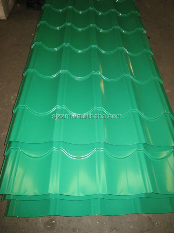 cheap steel metal glazed roofing shingles prices