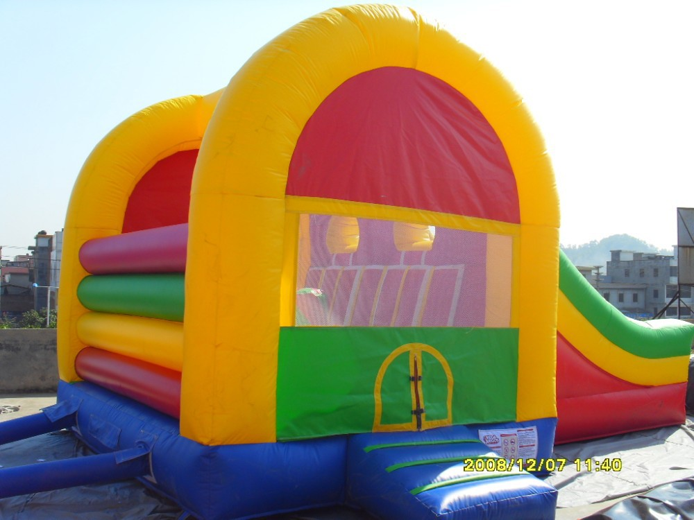 New clown bouncy castle/inflatable bounce house/inflatables bouncer