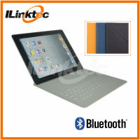 9.7 inch Ultra slim Bluetooth Keyboard case for surface pro, ipad