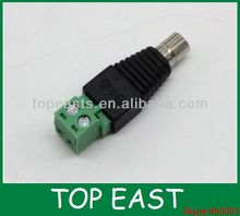 DC power plug 2.1*5.5MM
