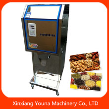 semi automatic coffee/chocolate bean packing machine granule filling machine