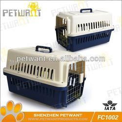 Comfortable pet products Plastic dog kennel wholesale