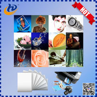 Best price a4 magnetic inkjet matte/ glossy photo paper made in China