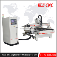 1325 auto tool change wood engraving machine for furniture production line