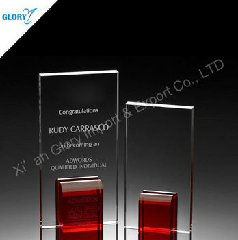 Blank Trophy Crystal Online Craft Stores