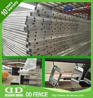 fence post repair / ez fence aluminum / decorative fence gate