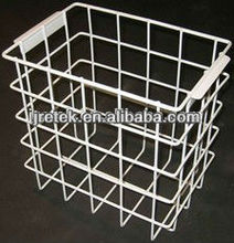 Refrigerator PE coated wire shelf