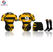2018 wholesales rugby league jersey mens cheap sublimation custom team set rugby jersey design